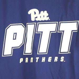 Shirts - Pittsburgh Panthers Impact Color Blocked T-Shirt